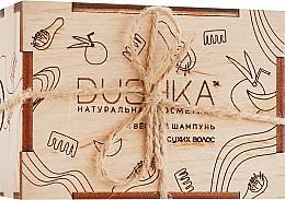 Parfumuri și produse cosmetice Șampon solid pentru păr uscat - Dushka