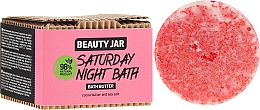 Parfumuri și produse cosmetice Ulei de baie - Beauty Jar Saturday Night Bath Bath Butter