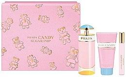Parfumuri și produse cosmetice Prada Candy Sugar Pop - Set