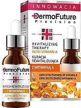 Parfumuri și produse cosmetice Ser revitalizant cu vitamina A - DermoFuture Rejuvenating Therapy With Vitamin A