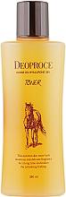 Parfumuri și produse cosmetice Toner facial anti-îmbătrânire - Deoproce Horse Oil Hyalurone Toner