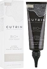 Parfumuri și produse cosmetice Cremă hidratantă cu gel - Cutrin Bio+ Hydra Balance Scalp Treatment