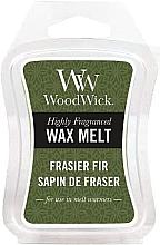 Parfumuri și produse cosmetice Ceară aromată - WoodWick Wax Melt Frasier Fir