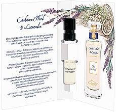Parfumuri și produse cosmetice Dermacol Cashmere Wood And Levandin - Apă de parfum (mostră)