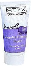 """Parfumuri și produse cosmetice Balsam regenerant pentru picioare """"Cartofi"""" - Styx Naturcosmetic Potato Foot Balm Repair"""