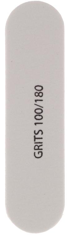 Pilă de unghii 100/180, 9562, albă - Donegal