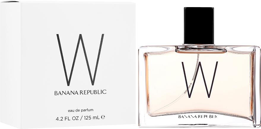 Banana Republic W - Apă de parfum — Imagine N1