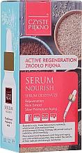 Parfumuri și produse cosmetice Ser nutritiv cu extract de orez - Czyste Piekno Face Serum