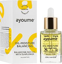 Parfumuri și produse cosmetice Ulei de față - Ayoume Balancing Face Oil