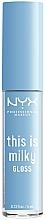 Parfumuri și produse cosmetice Luciu pentru buze - NYX Professional Makeup This Is Milky Gloss Lip Gloss