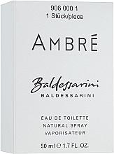 Baldessarini Ambre - Apă de toaletă — фото N3