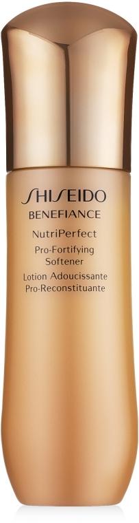 Loțiune pentru față - Shiseido Benefiance Nutriperfect Pro-Fortifying Softener — Imagine N2