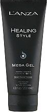 Parfumuri și produse cosmetice Gel de păr - L'anza Healing Style Mega Gel