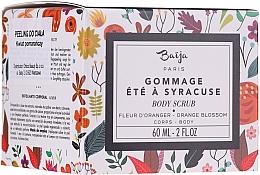 Parfumuri și produse cosmetice Scrub pentru corp - Baija Ete A Syracuse Body Scrub