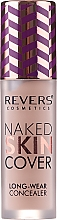 Parfumuri și produse cosmetice Iluminator lichid - Revers Naked Skin Cover Long-Wear Concealer