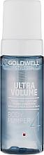 Parfumuri și produse cosmetice Spumă de păr pentru volum - Goldwell StyleSign Ultra Volume Body Pumper