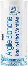 Parfumuri și produse cosmetice Argilă albă cosmetică - Naturado White Clay