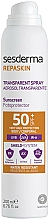 Parfumuri și produse cosmetice Spray de protecție solară pentru corp - SesDerma Laboratories Repaskin Aerosol Spray SPF50