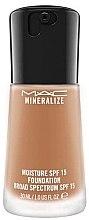 Parfumuri și produse cosmetice Fond de ten - MAC Mineralize Moisture SPF 15 Foundation