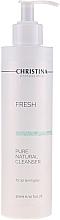 Parfumuri și produse cosmetice Gel de curățare pentru toate tipurile de ten - Christina Fresh Pure & Natural Cleanser