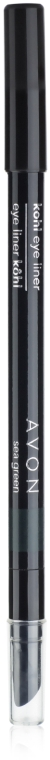 Creion contur, albastru - Avon Kohl Eye Liner