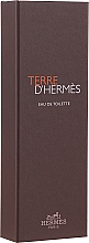 Parfumuri și produse cosmetice Hermes Terre dHermes - Apă de toaletă (mini)