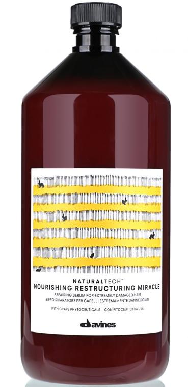 Ser nutritiv pentru păr - Davines Natural tech Nourishing RM — Imagine N1