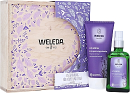 Set - Weleda Geschenkset Lavendel (sh/gel/200ml + oil/200ml) — Imagine N2