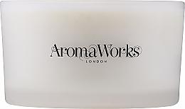 """Parfumuri și produse cosmetice Lumânare parfumată """"Educație"""" pentru 3 fitile - AromaWorks Nurture Candle 3-wick"""