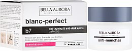 Parfumuri și produse cosmetice Cremă împotriva petelor pigmentare pentru ten uscat - Bella Aurora B7 Dry Skin Daily Anti-Ageing Anti-Dark Spot Care