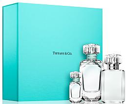 Parfumuri și produse cosmetice Tiffany Tiffany & Co - Set (edp/75ml + edp/5ml + sh/gel/100ml)