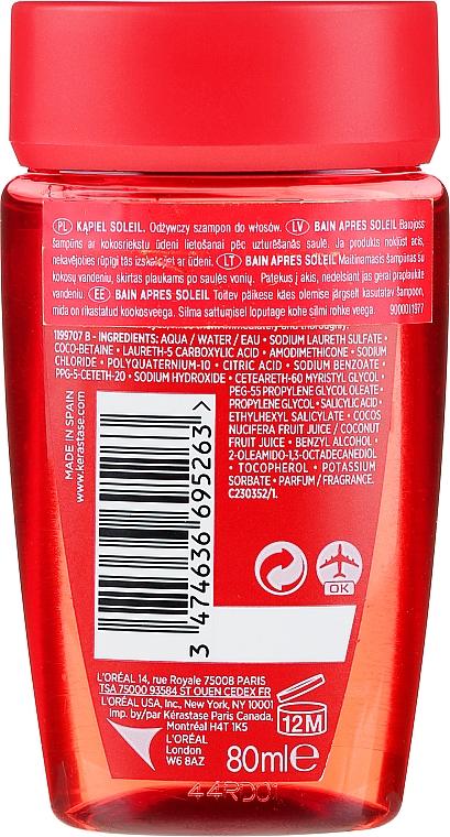 Șampon pentru păr vopsit - Kerastase Bain Apres Soleil Travel Version — Imagine N2