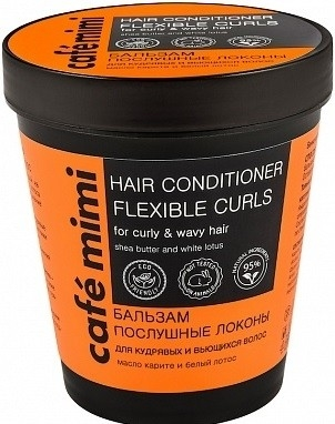 Balsam de păr - Cafe Mimi Conditioner — Imagine N1