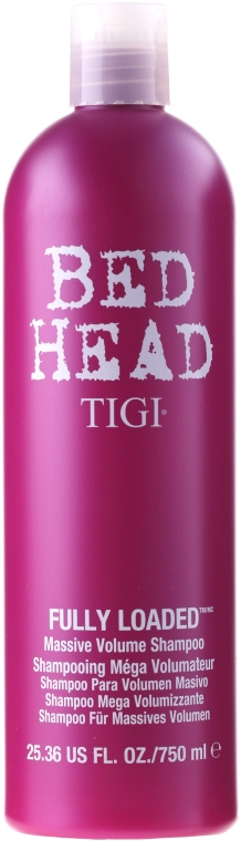 Șampon de păr - Tigi Bed Head Fully Loaded Shampoo