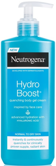 Cremă hidratantă pentru corp - Neutrogena Hydro Boost Quenching Body Gel Cream