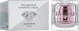 Parfumuri și produse cosmetice Cremă cu diamante pentru față - Shangpree Brightening Diamond Luminous Cream Whitening