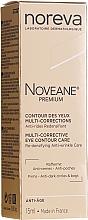 Parfumuri și produse cosmetice Cremă pentru pleoape - Noreva Laboratoires Noveane Premium Multi-Corrective Eye Care