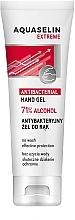 Parfumuri și produse cosmetice Gel antibacterian pentru mâini (tub) - Aquaselin Extreme 71% Antibacterial Hand Gel Protect