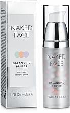 Parfumuri și produse cosmetice Primer pentru față - Holika Holika Naked Face Balancing Primer