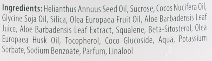 """Scrub pentru corp """"Aloe Vera"""" - Ava Laboratorium Eco Body Natural Sugar Scrub Aloe Vera — Imagine N4"""