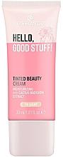 Parfumuri și produse cosmetice Cremă nuanțatoare - Essence Hello Good Stuff! Tinted Beauty Cream