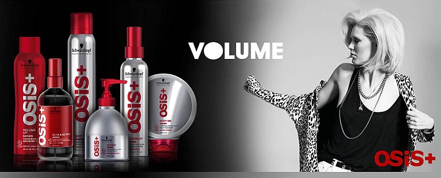 Cremă pentru volumul părului - Schwarzkopf Professional Osis+ Upload Volume Cream  — Imagine N4