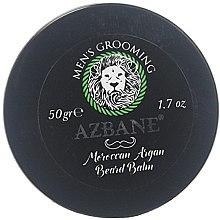 Parfumuri și produse cosmetice Balsam pentru barbă - Azbane Men's Grooming Moroccan Argan Beard Balm
