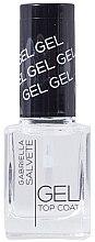 Parfumuri și produse cosmetice Întăritor pentru unghii - Gabriella Salvete Top Coat