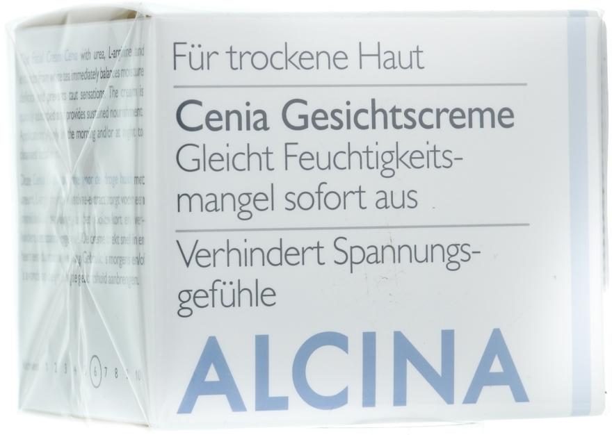 """Cremă de față """"Zinnia"""" - Alcina T Facial Cream Cenia — Imagine N1"""