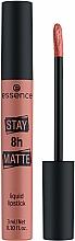 Parfumuri și produse cosmetice Ruj lichid de buze - Essence Stay 8H Matte Liquid Lipstick