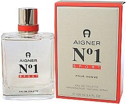 Aigner No 1 Sport - Apă de toaletă — Imagine N2
