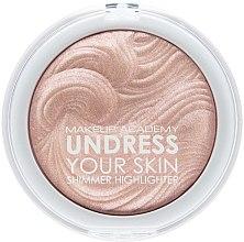 Parfumuri și produse cosmetice Iluminator pentru față - MUA Makeup Academy Shimmer Highlighter Powder