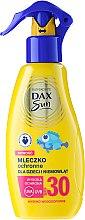 Parfumuri și produse cosmetice Lapte protector solar pentru copii - DAX Sun Body Lotion SPF 30
