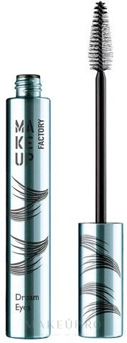Rimel pentru gene luni - Make Up Factory Mascara Dream Eyes — Imagine 01 - Black